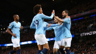 Manchester City 3 - 1 Bournemouth