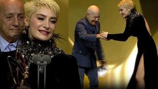 Sıla'ya ''Onur Ödülü''