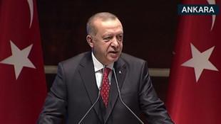Erdoğan: Gezi'de dünyayı ayağa kaldırdınız, hadi şimdi de yayınlayın