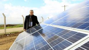 Bandırma Belediyesi'nden dev adım: Güneş enerjisi tarlası