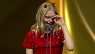 Aleyna Tilki: Ablaların aldığı abla ödülünü aldım