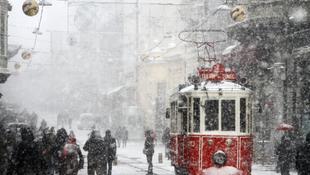 İstanbullular kar yağışına hasret kalacak !