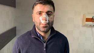 Mardin'de Kadın Aile Hekimine ve eşine saldırı