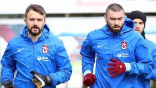 Burak ve Onur'dan Trabzon'a büyük şok!