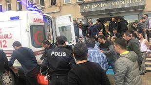 Rize Emniyet binasında silahlı saldırı: Emniyet Müdürü ağır yaralı