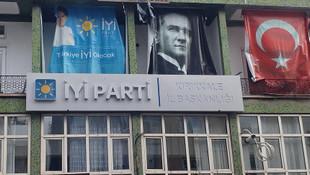 Eski başkandan İYİ Parti'ye tahliye davası !