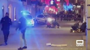 Fransa'da silahlı saldırı: 3 ölü, 12 yaralı