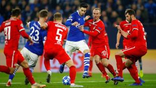 Schalke 1 - 0 Lokomotiv Moskova