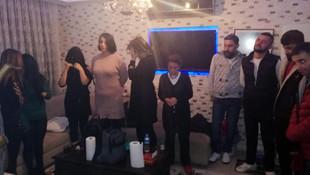 Ankara'da masaj salonuna fuhuş operasyonu