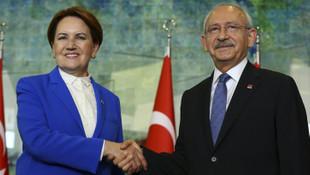 CHP ve İYİ Parti ittifak masasından kalkabilir
