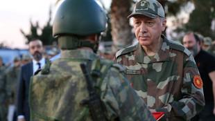 Dövizle askerlikte ''Cumhurbaşkanlığı Hükümet Sistemi'' eğitimi