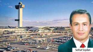 ABD'de havalimanı FETÖ'cüye teslim edildi
