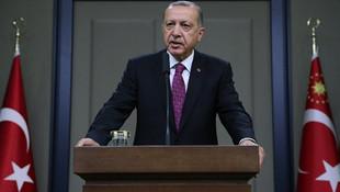 Erdoğan Fırat'ın doğusuna askeri harekat için tarihi açıkladı
