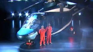 Erdoğan açıkladı: İşte yerli helikopter ''Gökbey''