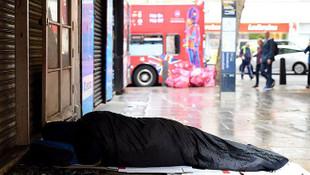 İngiltere'de ''yoksullar ordusu'' yükselişte