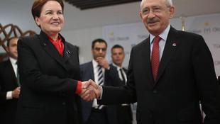 CHP ile İYİ Parti arasındaki kriz böyle çözüldü