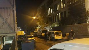 İstanbul'da bomba paniği ! Polisler alarma geçti