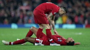 Liverpool'da Joel Matip 1.5 ay sahalardan uzak kalacak
