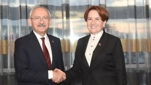 CHP ve İYİ Parti'nin ittifak yapacağı iller belli oldu