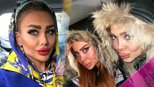 İranlı kadınların estetik çılgınlığı