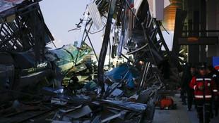 Tren kazasıyla ilgili canlı yayında şok ifadeler