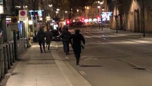 Strazburg saldırganı ölü ele geçirildi