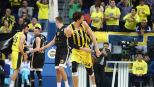 Fenerbahçe 92 - 85 AX Armani Exchange Olimpia Milan (THY Euroleague)