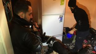 ''Ayı'' lakaplı torbacıyla oğulları yakalandı