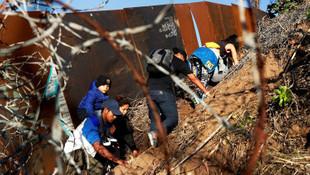 Sınırda göçmen kız çocuğu öldü