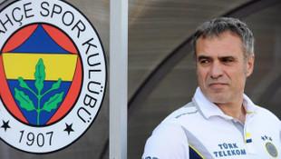 Ersun Yanal'ın Fenerbahçe'deki yardımcıları belli oldu
