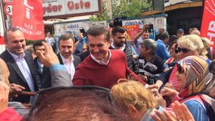 Mustafa Sarıgül'den Şişli'de dev miting