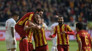 Evkur Yeni Malatyaspor 2 - 0 Antalyaspor (Maç özeti)