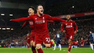 Liverpool 3 - 1 Manchester United (Maç özeti)