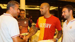 Galatasaray Felipe Melo için harekete geçti