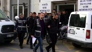 Genelev çetesine operasyon ! Yönetim kurulu başkanı da tutuklandı