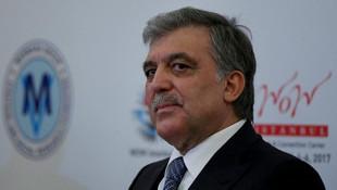 Abdullah Gül yeni parti mi kuruyor ?