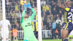 Fenerbahçe kötü rekorlarına devam ediyor