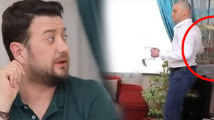Murat Özdemir'in Yemekteyiz'deki görüntüleri olay oldu