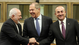 Suriye'de anlaşma tamam !