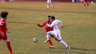 Van Büyükşehir Belediyespor 2 - 2 Boluspor (Ziraat Türkiye Kupası)