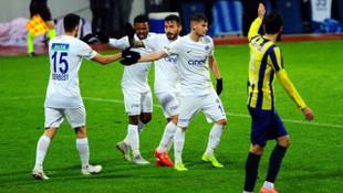 Kasımpaşa 4 - 1 Menemen Belediyespor (Ziraat Türkiye Kupası)