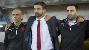 Arnavutluk Teknik Direktörü Christian Panucci: Zor bir gruba düştük
