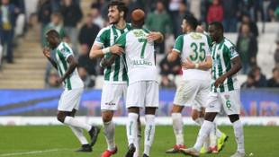 Bursaspor 2 - 1 Büyükşehir Belediye Erzurumspor (Spor Toto Süper Lig)