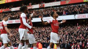 MAÇ ÖZETİ | Arsenal 4 - 2 Tottenham (Maç özeti)