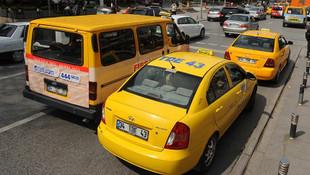 İstanbul'da taksi, dolmuş ve minibüslerde yeni dönem