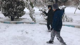Meteoroloji açıkladı ! Kar yağışı devam edecek mi ?