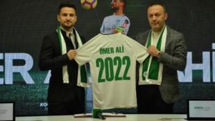 Konyaspor, Ömer Ali Şahiner'in sözleşmesini uzattı
