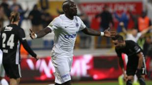 Kasımpaşa 4 - 1 Beşiktaş
