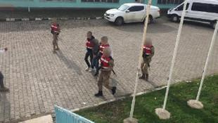 Silvan'da bir terörist yakalandı