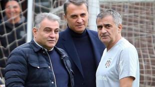 Ahmet Kavalcı: Vagner Love takımdan ayrılabilir